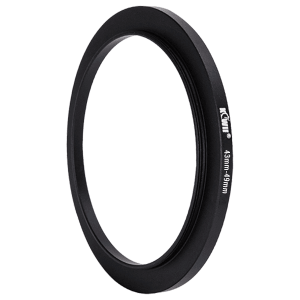 Step Up Ring 43mm-49mm
