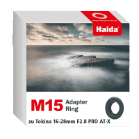 Haida M15 Adapter Ring zu Tokina 16-28mm F2.8 PRO AT-X Objektiv