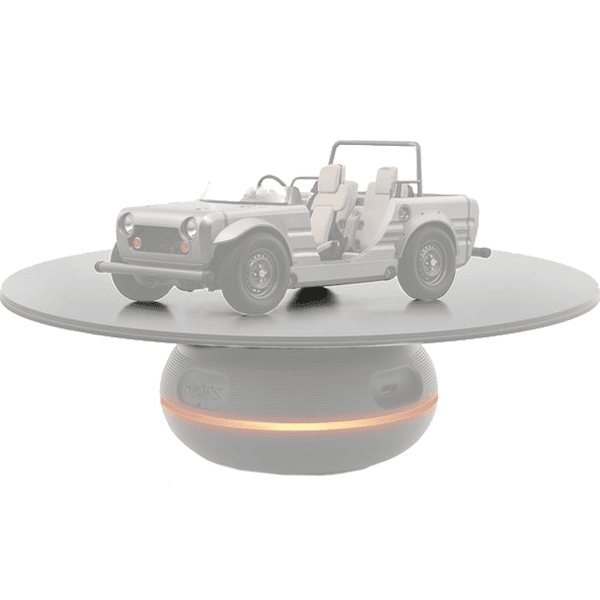 Miops Turntable zu Capsule 360