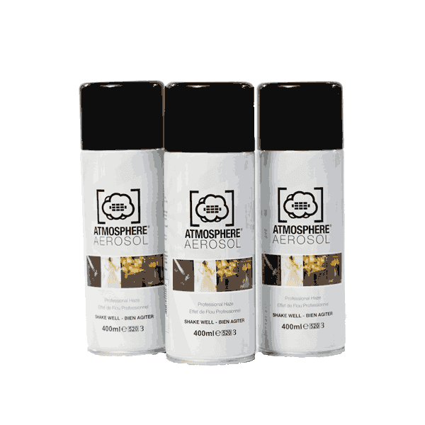 Atmosphere Aerosol Nebel Spray 3er SET