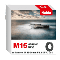 Haida M15 Adapter Ring zu Tamron SP 15-30mm f/2.8 Di VC USD