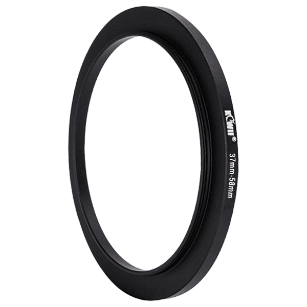 Step Up Ring 37mm-58mm