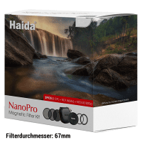 Haida NanoPro Magnetic Filter Kit 67mm